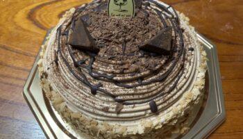 生チョコズコットチーズケーキ