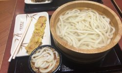 丸亀製麺行って来ました